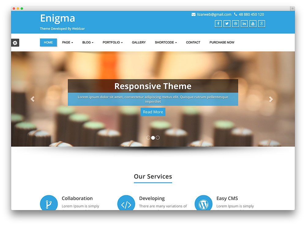 enigma-flat-wordpress-business-theme